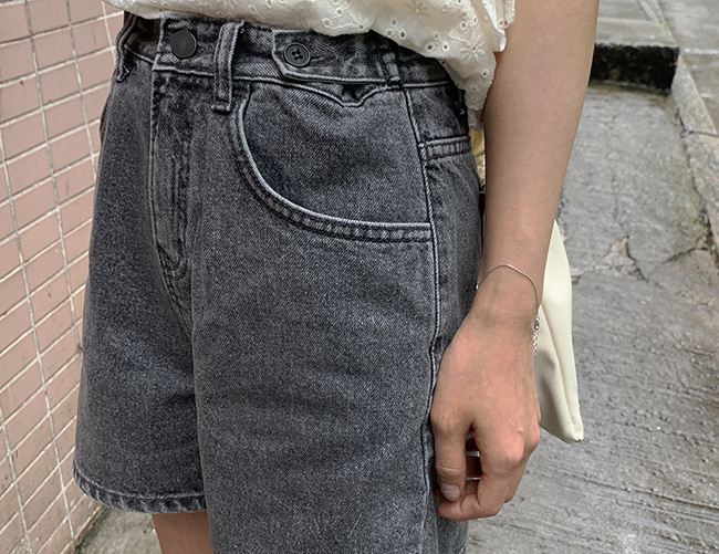 웨이든 denim (2color)