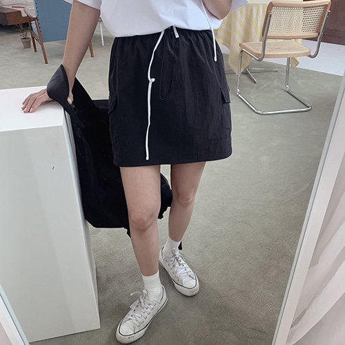 비스틴 skirt (2color)