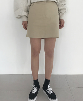 수호 skirt (3color)