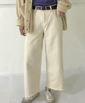 힌트 pants (3color)
