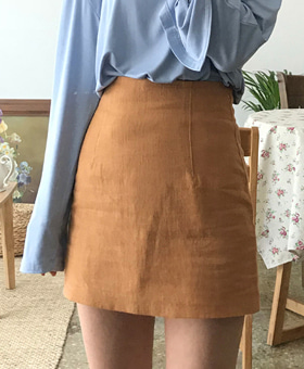하리 skirt (4color)