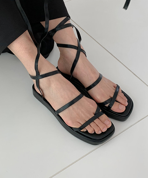 유라이즈 sandal (3color)